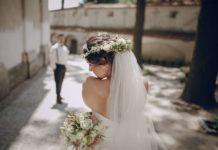 Fryzura na wesele 2018 w stylu boho
