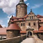 zamek czocha dziedziniec